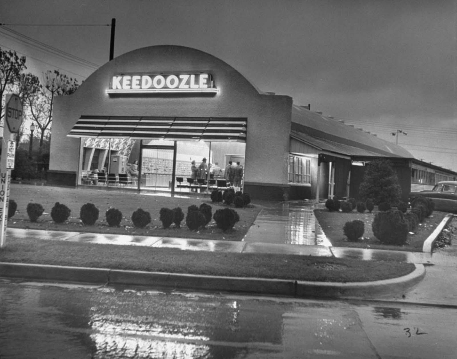 The Keedoozle store in Memphis.