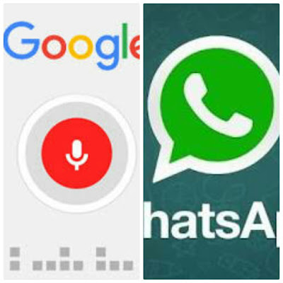How To Use Google Voice Recognition To Chat On Whatsapp
