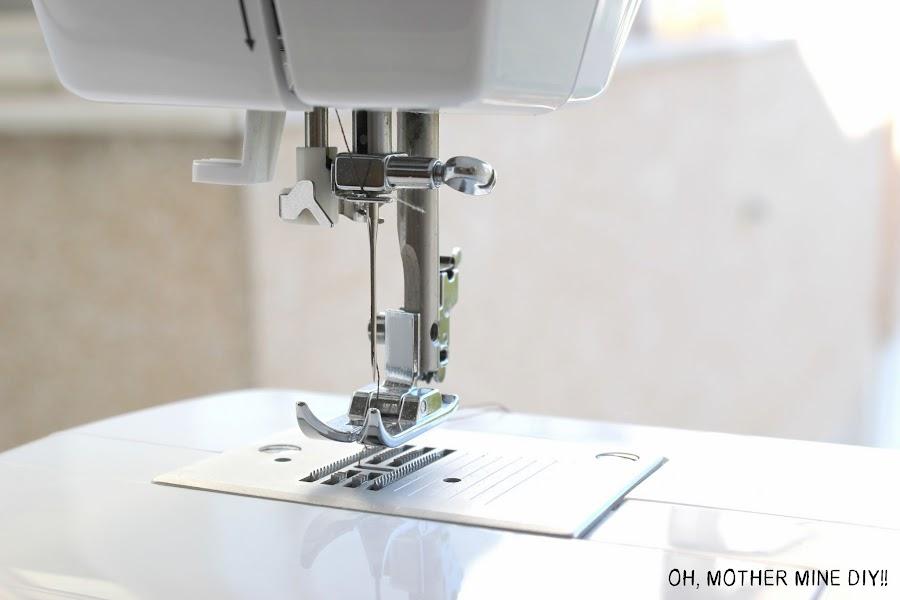 Clases de costura parte 4: Puntadas básicas y cómo hacer ojales
