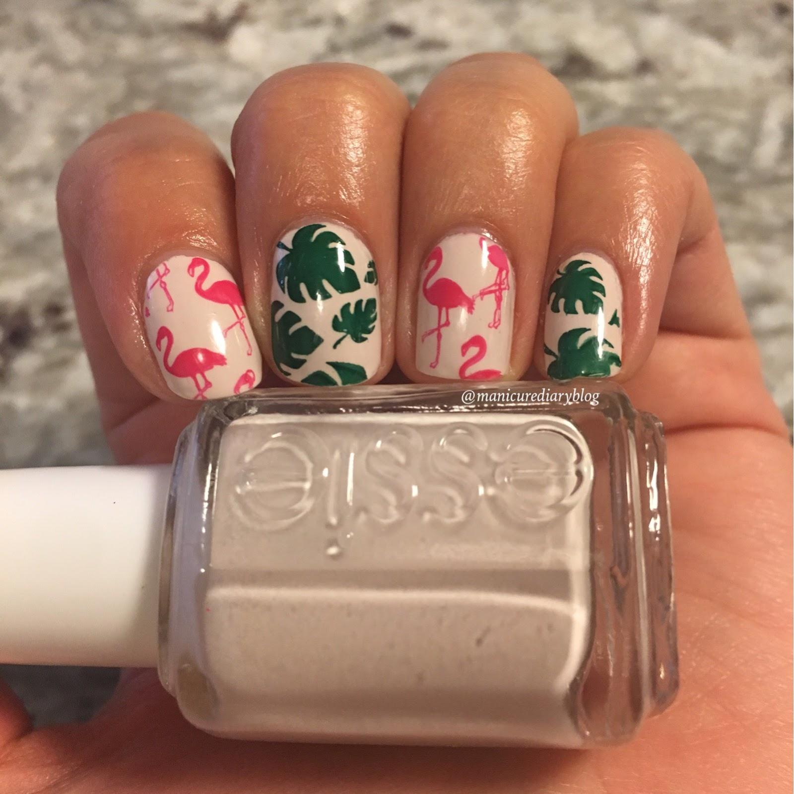 Essie Nail Color Urban Jungle: I'm So Polished: Essie Urban Jungle