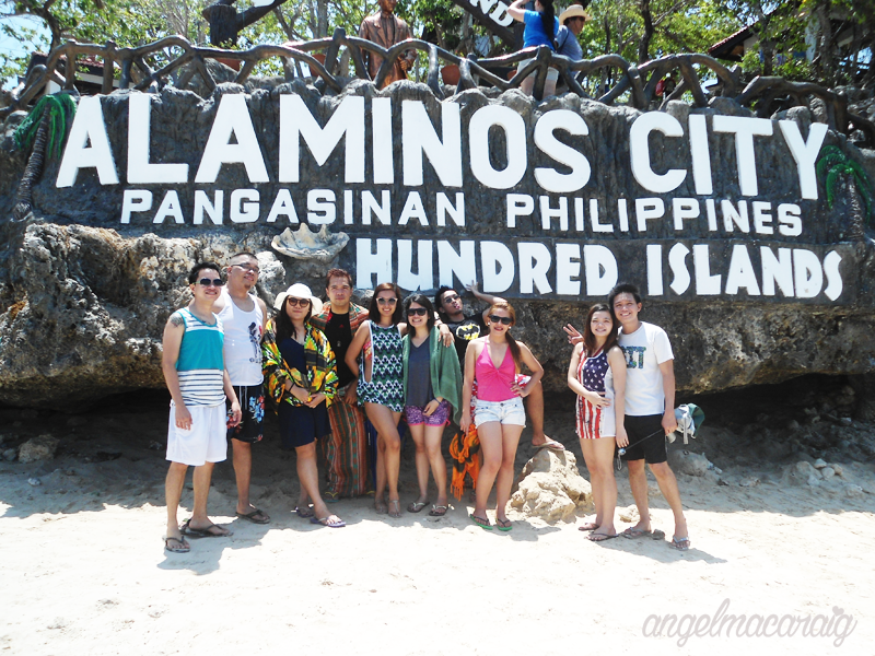 Quezon Island, Alaminos City