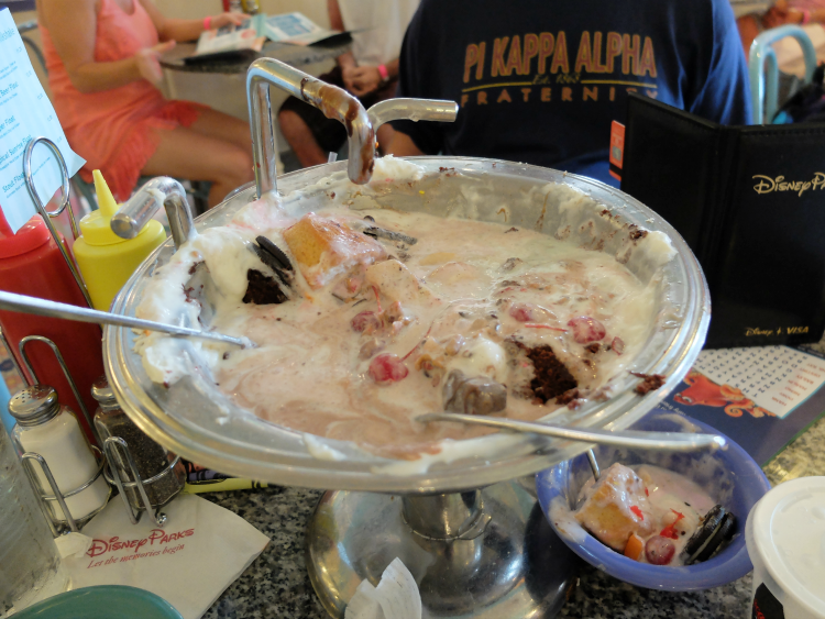 Beach Club, Beaches & Cream, Disney World, The Kitchen Sink