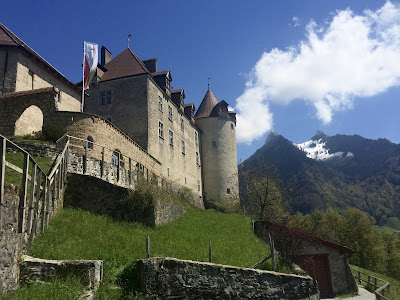 Gruyère Castle, Switzerland