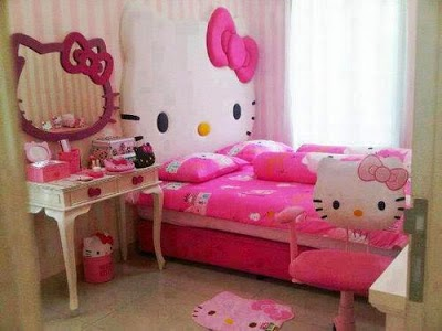 Cuarto Hello Kitty