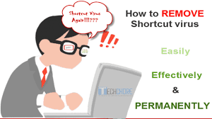 how to remove shortcut virus from pendrive in hindi