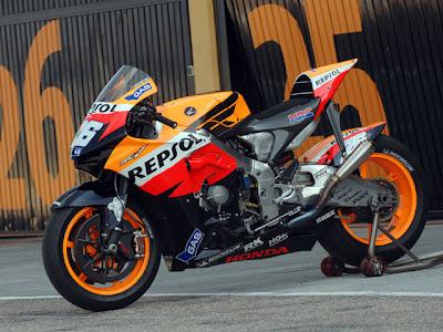 2007 Honda RC212V