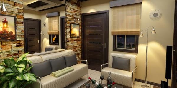 Living Moderne Pour Salon