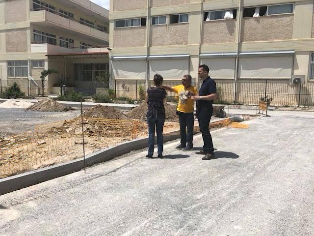 Μια νέα πλατεία γεννιέται στο Άργος