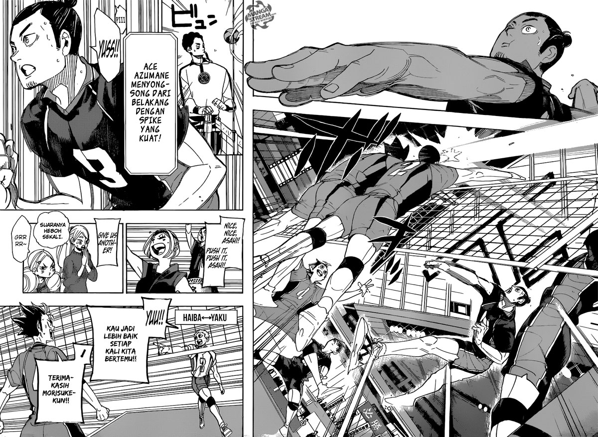 Haikyuu!! Chapter 295-14