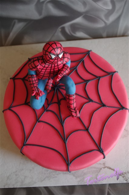 Tortenelfes Blog  Backe backe Kuchen  Spiderman