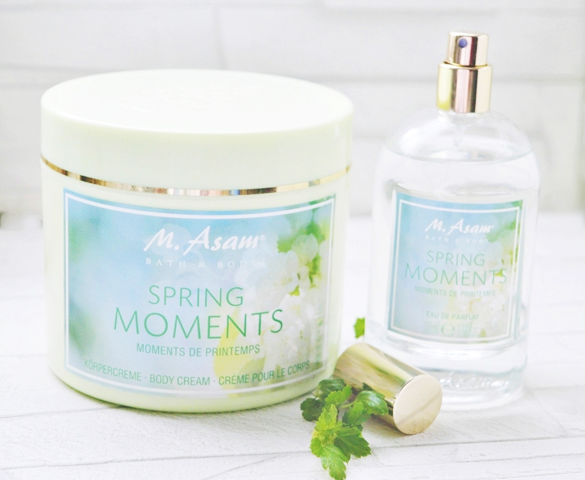 M. Asam® Spring Moments - EdP & BodyCream Product Review