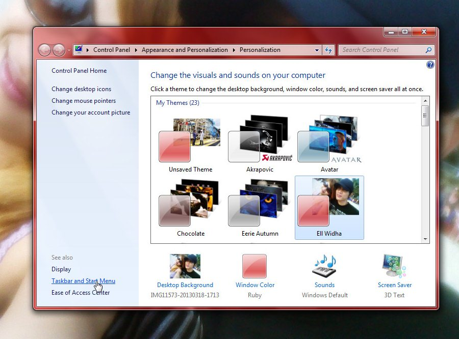 Menampilkan Perintah Run pada Start Menu Windows 7 ...