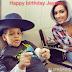 Juliet Ibrahim celebrates son's 5th birthday