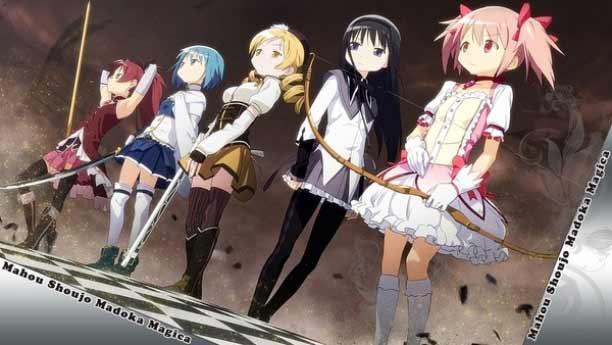 Daftar Rekomendasi Anime Sedih Terbaik - Mahou Shoujo Madoka★Magica