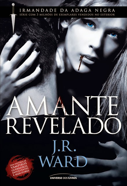 [Resenha] Amante Revelado Livro 04 - J.R. Ward