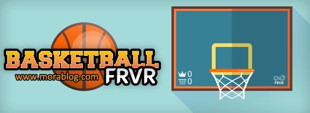لعبة Basketball FRVR للماسنجر