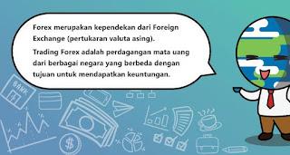 Pengertian Dan Penjelasan Trading Forex