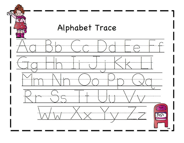 Printables. Free Printable Letter Tracing. Jigglist Thousands of ...