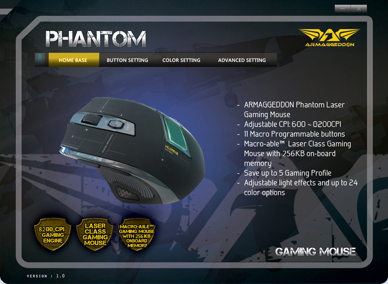 Unboxing & Review: Armaggeddon Phantom 50