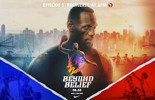 Nike Brings Lebron James Back To Inspire Filipino Youths And Mentor The Final Rise Team