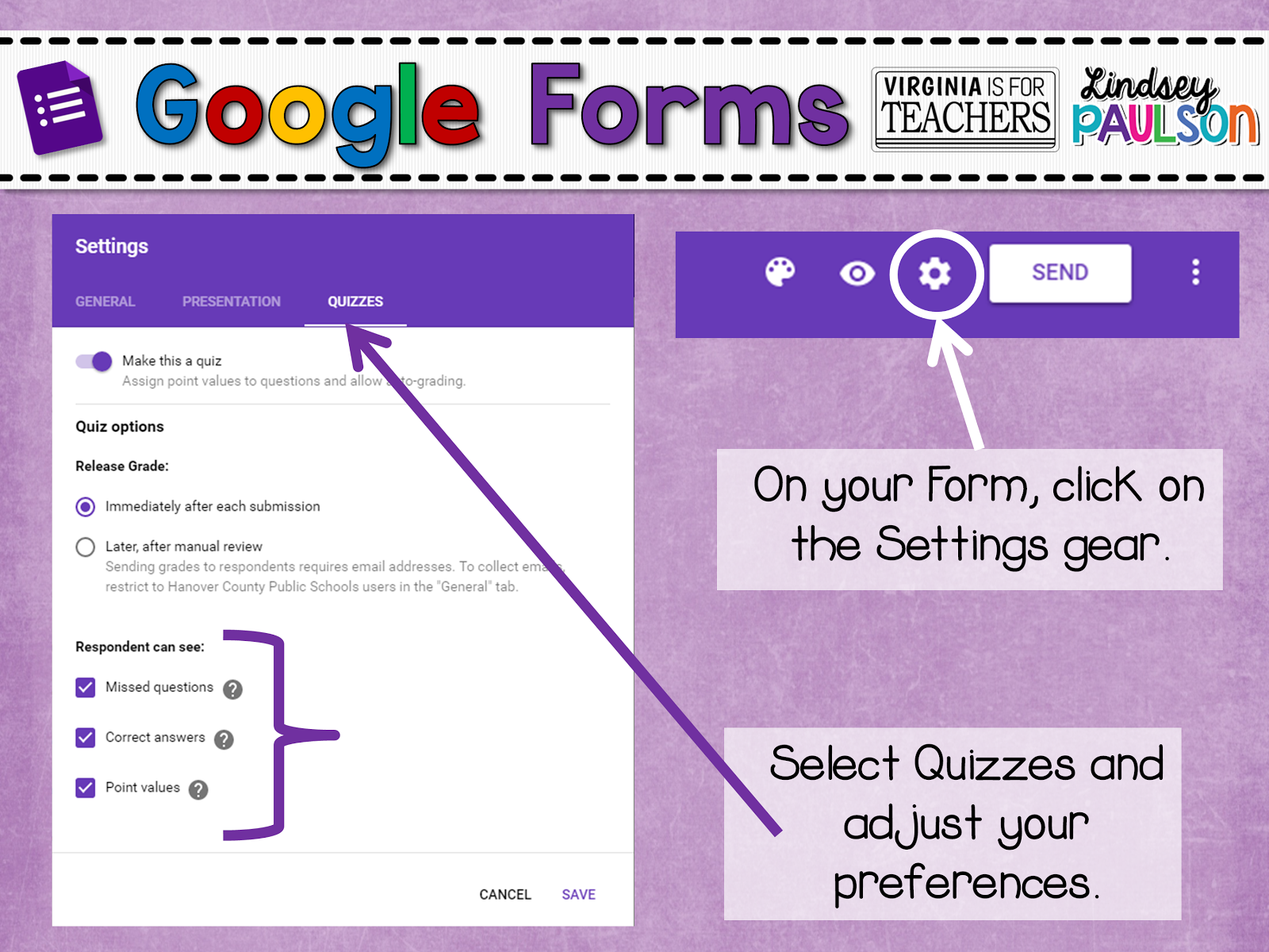 GAFE: Make Google Forms for for you! | Virginia is for ...