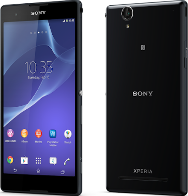 Sony Xperia T2 Ultra dual complete specs and features