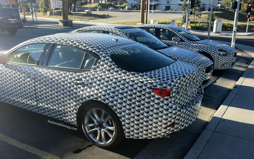 Formerly The Honda Portal 2017 Mazda 6 Spyshots