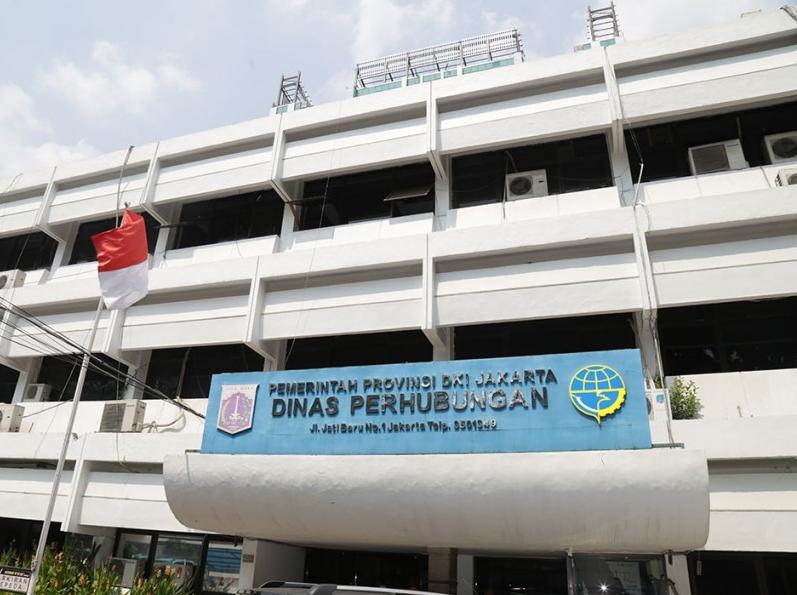 Suku Dinas Perhubungan Kota Administrasi Jakarta Barat