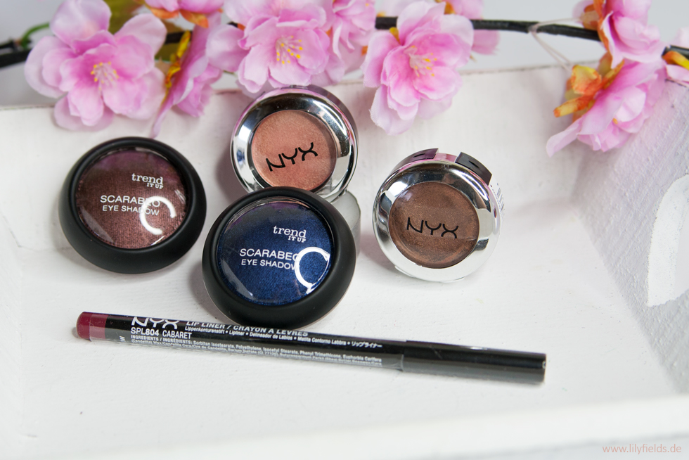 NYX und Trend it up