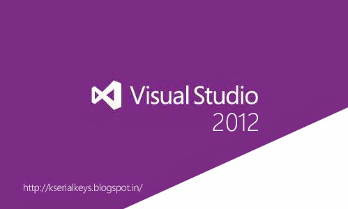 Visual Studio 2012 Ultimate Key | Serial Keys