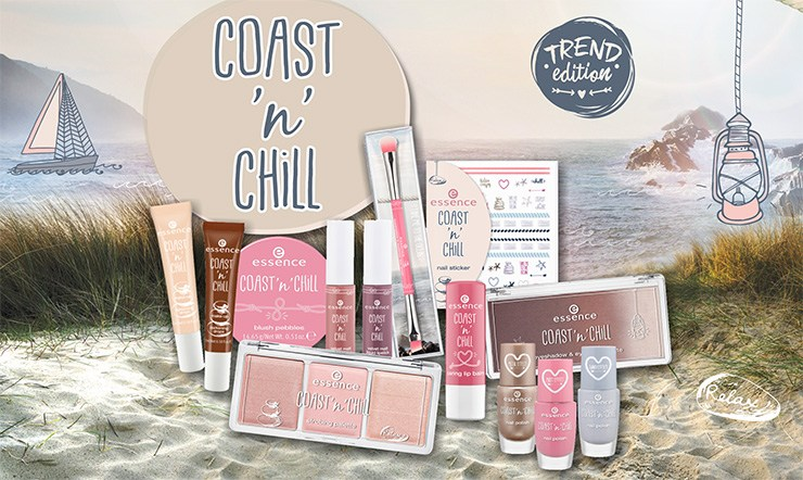 Preview Essence Coast N Chill Le High Less Cosmetic
