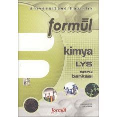 Formül LYS Kimya Soru Bankası