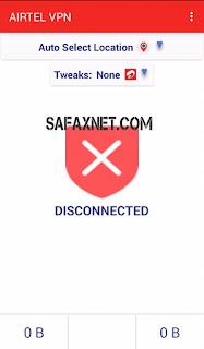 Airtel VPN app