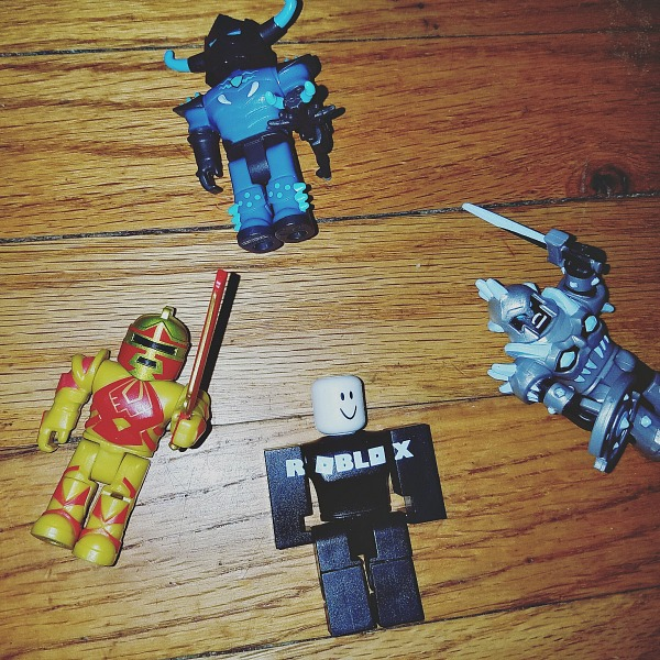 Barefoot And Loving It Roblox Toys Now Available At Toys R Us