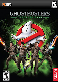 Ghostbusters The Video Game PC Cover
