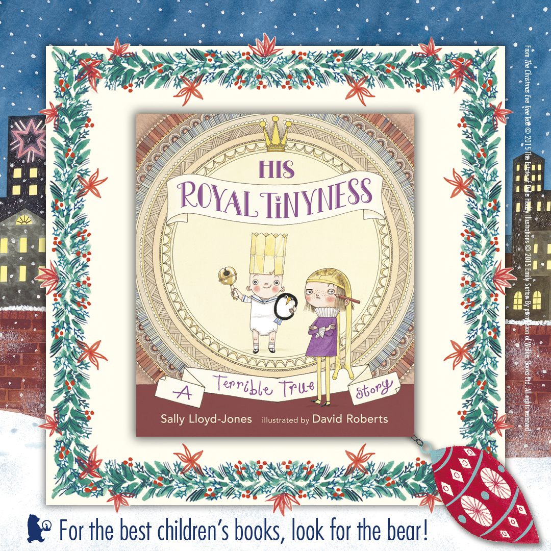 Picture Book Party: Win picture books and Christmas biscuits!