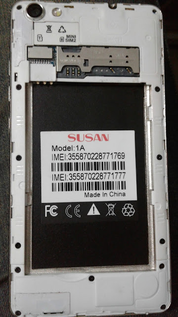 Susan 1A Flash File Sp7731 5.1.1 100% Tested