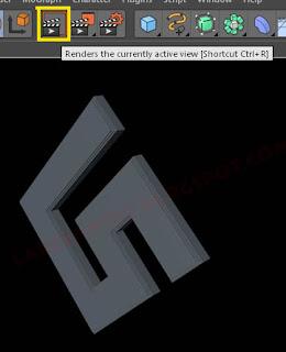 Merubah Logo Vector Menjadi 3D Dengan Cinema 4D