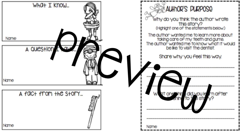 1st Grade Hip Hip Hooray!: February Literacy Packets