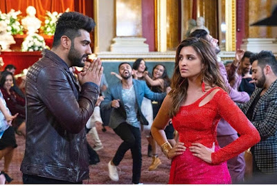 #instamag-arjun-kapoor-and-parineeti-chopra-grooving-in-bhare-bazaar