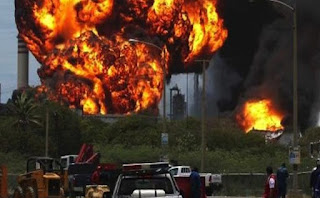 Another Nationwide Blackout Looms As Explosion Hits Escravos Gas Pipeline Again 1