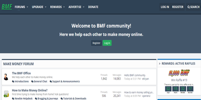 BeerMoneyForum - Get paid to write posts