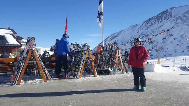 Горнолыжный инстрктор Зёльден Обергургль Ski Welt Seefeld