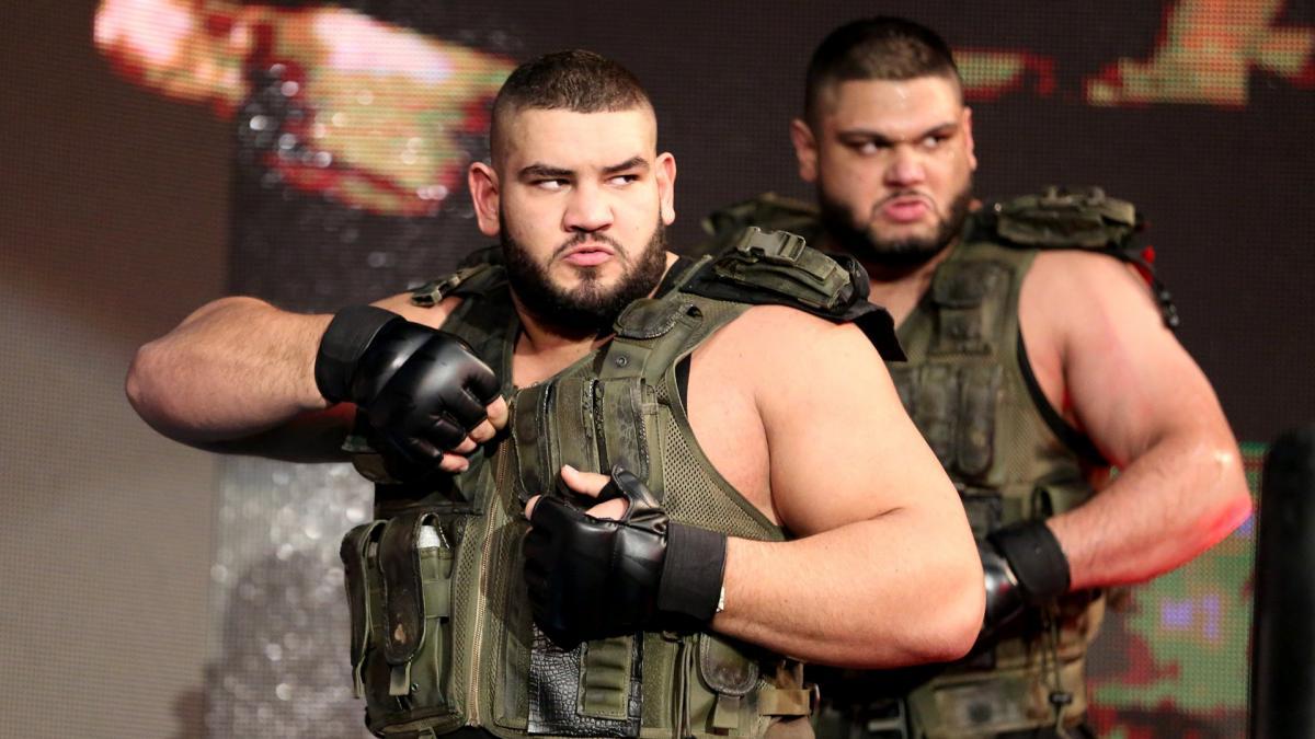 Akam e Rezar são demitidos da WWE