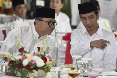 Ketua MPR: Mari Kita Tinggalkan Ribut-Ribut Suku dan Agama