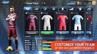 Final Kick : Online Football MOD v4.0 Apk (Unlimited Gold + Coins) Terbaru 2016 4
