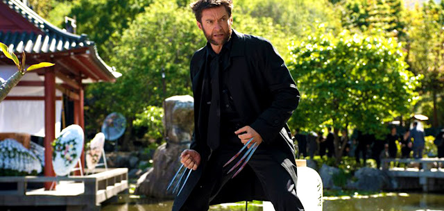 Hugh Jackman in Wolverine 2013
