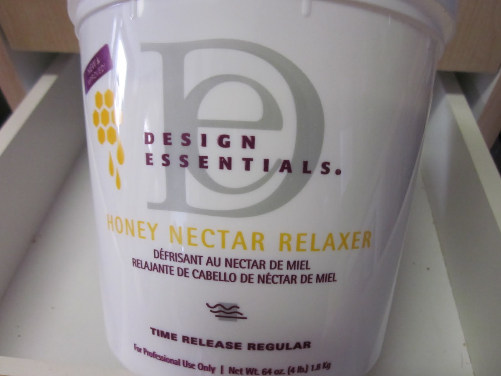 Phenomenalhaircare Review Design Essentials Time Release Relaxer