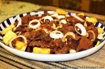 Beef+Steak - Pinoy's Pride Bistek Recipe (Filipino Beef Steak)