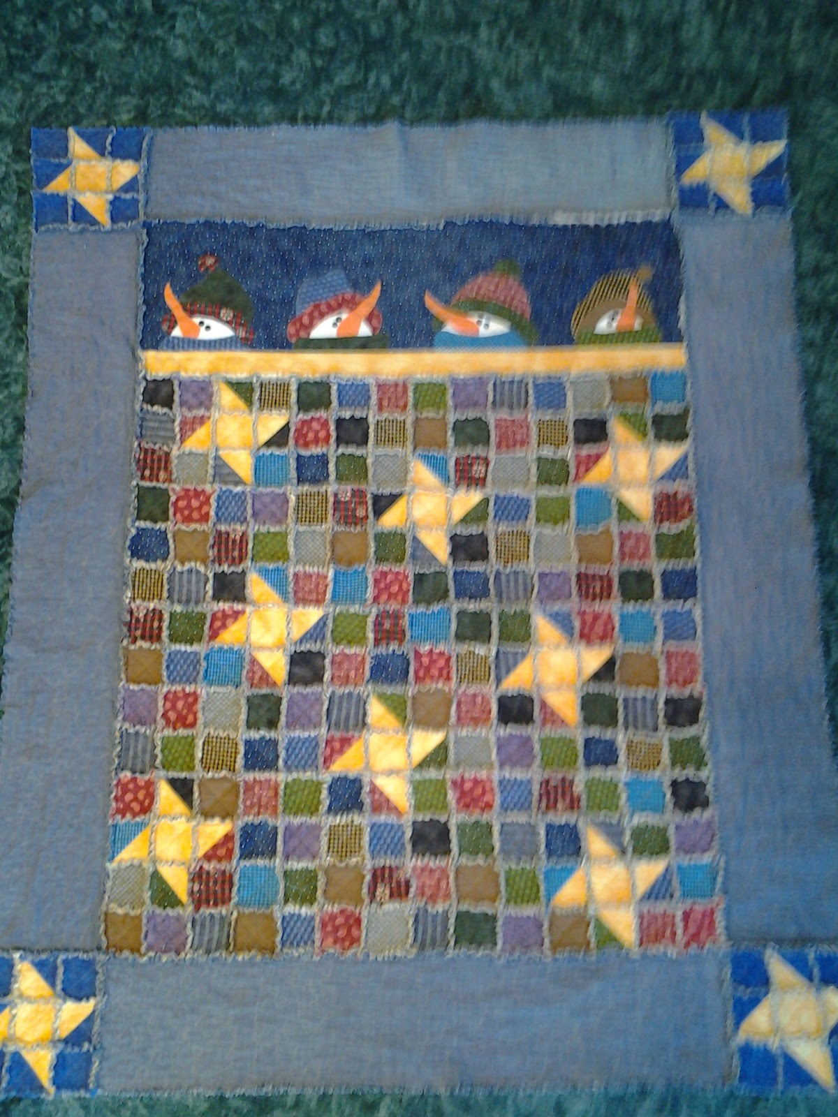 Quilts Fabric And Thread Tales Before They Melt Away